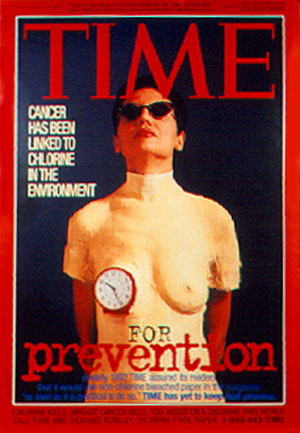 Time for Prevention Postcard
