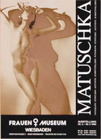 Frauen Museum Poster